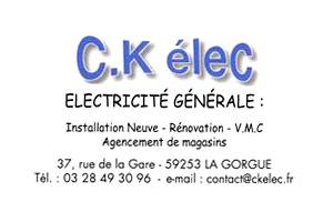 logo CKELEC