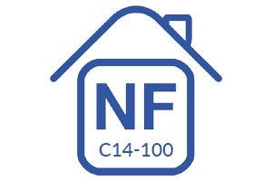prefatec norme NF C 14 100
