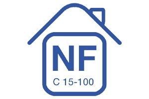 prefatec norme NF C 15 100