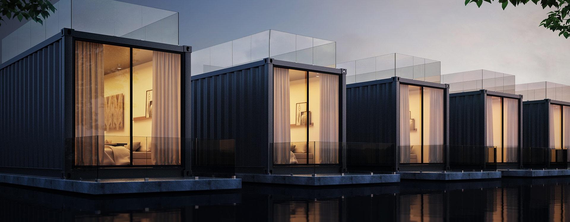 constructions modulaires industrielles prefatec france